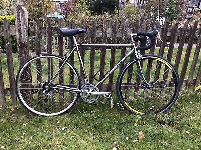 """Ammaco """"Silver sprint""""21 Inch Road Bike"""