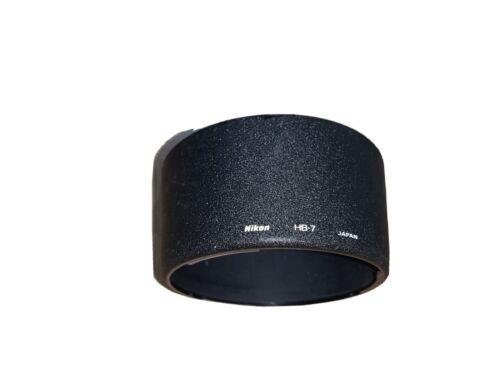 ORIGINAL Nikon HB-7 Lens Hood For 80-200mm F/2.8 ED D-AF Lens - $13.00