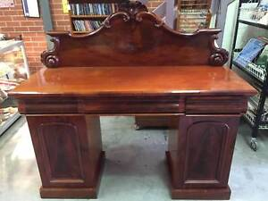 Chiffonier,Sideboard,Buffet, Antique,We Can Deliver Brunswick Moreland Area Preview