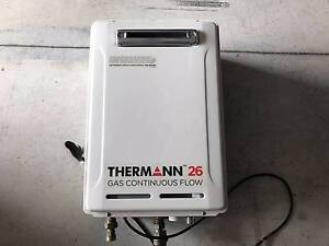 Thermann 26 Gas Continuous Flow Hot Water System Boondall Brisbane North East Preview