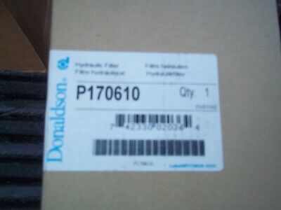 Donaldson  Hydraulic Filter  Part Number  P170610