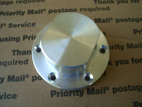 """3"""" Wood lathe face plate with choice of or reamed or threaded hole.See details"""