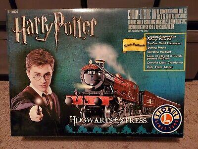Lionel Train Harry Potter Hogwarts Express 7011020000