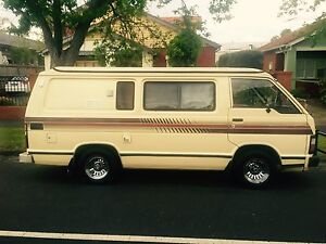 Campervan Cheap Share Transport/Home, upto 5 ppl. $50/day Cr Card Elwood Port Phillip Preview