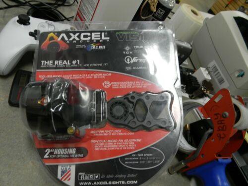 "Axcel Archery AVAT-D519-BK Armortech Vision HD Sight 5 Pin – .019"""