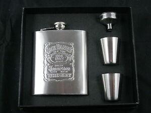 flasque a whisky old n 7 coffret cadeau c10 ebay
