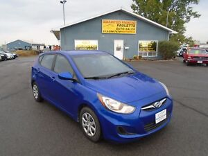 2014 Hyundai Accent -VERY LOW PAYMENTS- GUARANTEED FINANCING-