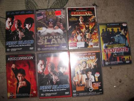 action dvds 7