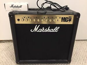 Marshall MG50fx amp