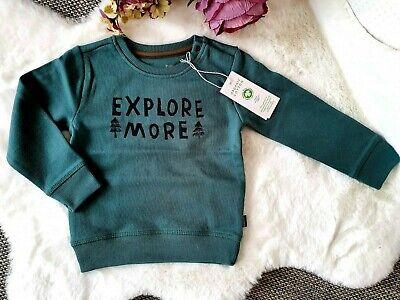 Baby Noppies Langarmshirt Pullover Sweat is Allendale Gr:86cm Jungen