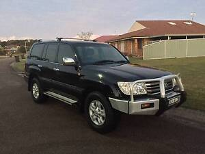2006 Toyota LandCruiser Wagon Fingal Bay Port Stephens Area Preview