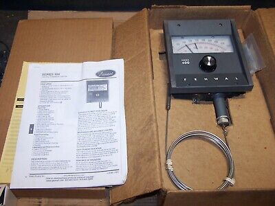 New Fenwal Series 400 Temperature Controller 40-702014-429
