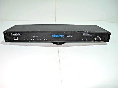 Verint S1708e-as Nextiva 8 Channel Video Encoder