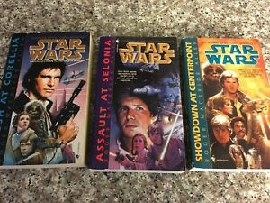 Star Wars The Corellian Trilogy