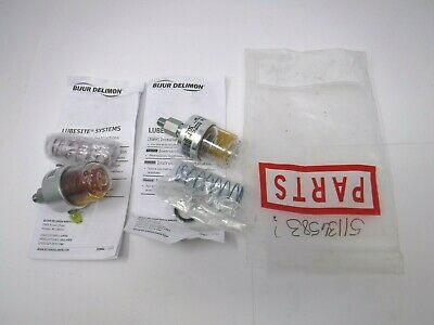 Lubesite Systems Model 302 Automatic Lubricator Pack Of 2 Brand New