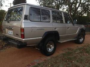 1989 Toyota LandCruiser Wagon Ainslie North Canberra Preview