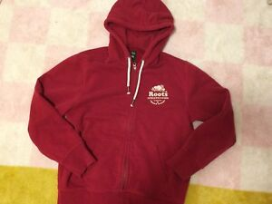 Men's Roots full-zip size M