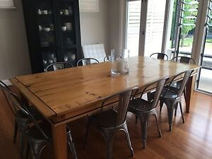 Dining Table Seaforth Manly Area Preview