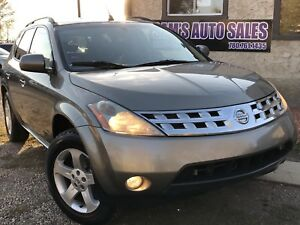 2003 NISSAN MURANO SE AWD MINT CONDITION