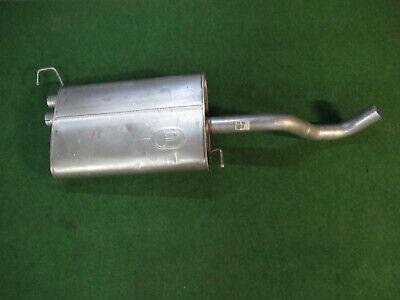 Endschalldämpfer für Mercedes ML 350 W163