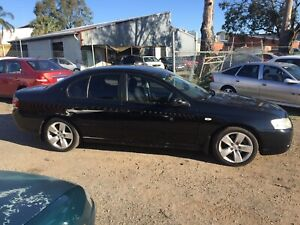 """2007 BF Ford Fairmont Sedan """"FREE 1 YEAR WARRANTY"""" Welshpool Canning Area Preview"""