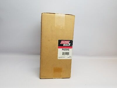 Baldwin Air Filter Pa2545 Cat Clark Loader Gmc Isuzu Nissan Truck 42521 Wix