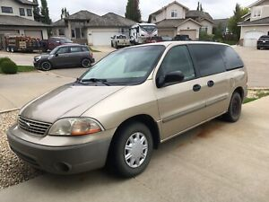 2001 Ford Windstar LX for sale