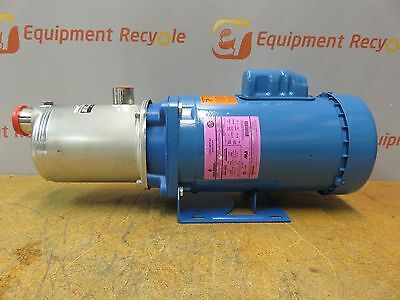 Goulds 1hm1f4e0 Centrifugal Pump 15 Gpm 1-14 Npt Inlet X 1 Npt Outlet New