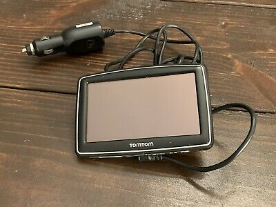 "TomTom XL Widescreen N14644 GPS 4.3"" Screen Bundle w/ Vehicle Charger & Case"