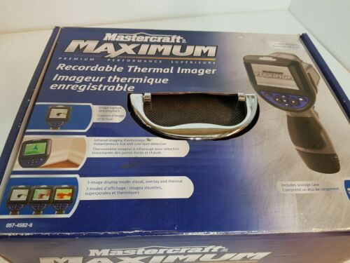 Mastercraft Maximum Recordable Thermal Imager