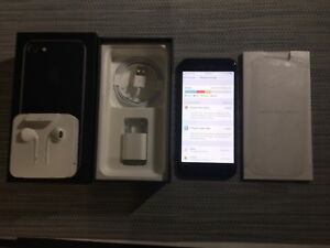iPhone 7 Jetblack 256GB Almost brand new