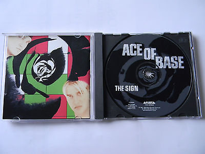 CD Lot of 2 'The Sign' by Ace of Base & 'Unplugged' by Eric Clapton