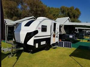 PMX - 10 Caravan. Compact solid wall 2 berth. Light & easy Wangara Wanneroo Area Preview