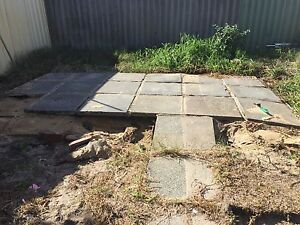 Concrete paving slabs Inglewood Stirling Area Preview