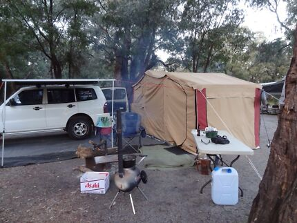 Camper Trailer Quinns Rocks Wanneroo Area Preview