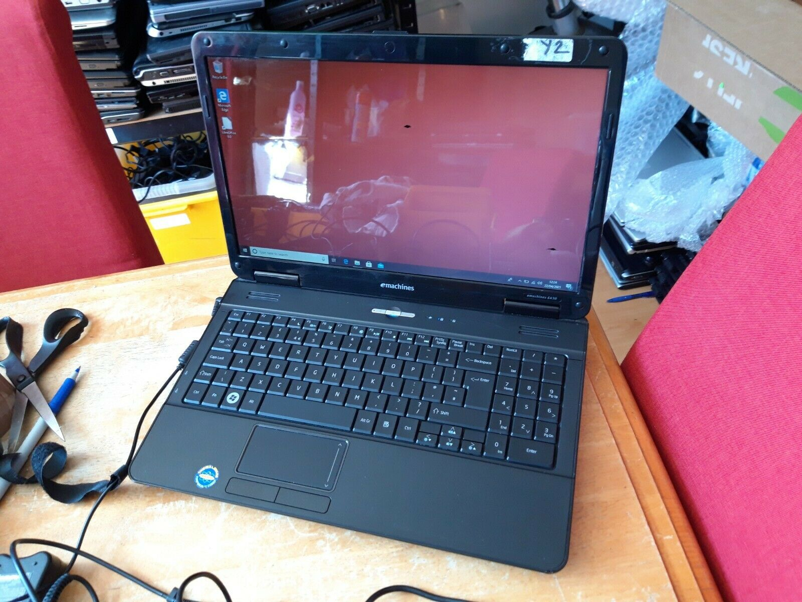Laptop Windows - EXTREMELY CHEAP £44.99----Windows 10 Acer Laptop----PLEASE READ WITH CARE (N4)