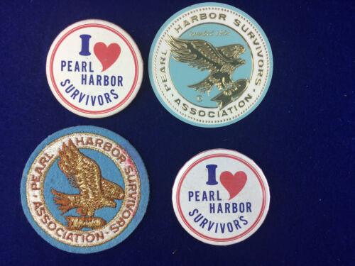 WWII Pearl Harbor Survivor