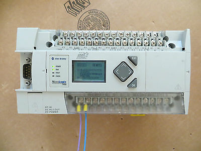 Allen Bradley Micrologix 1400 Processor 1766-l32bxbb Wenet Nice Used 2011