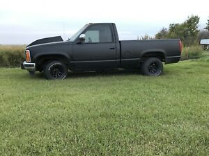 1989 gmc 1500 short box