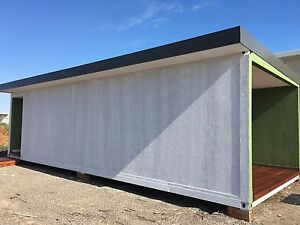 Transportable modular/container home/office/cabin/granny flat Anna Bay Port Stephens Area Preview