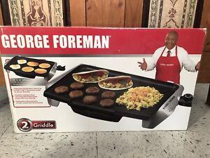 Plaque chauffante George Foreman