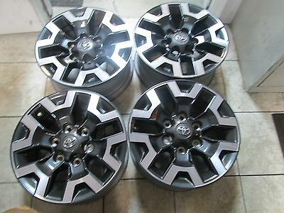 """16"""" TOYOTA TACOMA  2017 OE WHEELS OEM FACTORY ALLOY RIMS SET 4, used for sale  Shipping to Canada"""