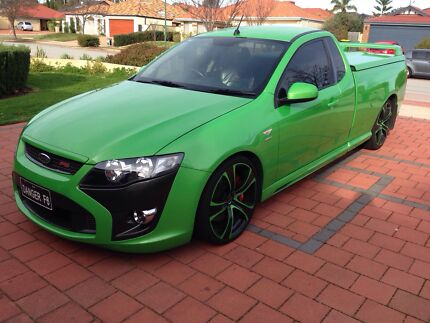 2010 Fpv fg f6 ute. 6 speed auto Ashby Wanneroo Area Preview