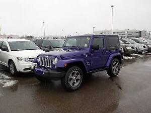 2017 Jeep Wrangler JK Sahara
