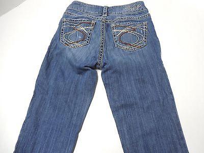 Womens Size 25/33 Silver Jeans Suki 17