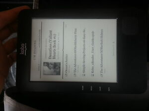 brand new Kobo aura n647 no box but very new unused