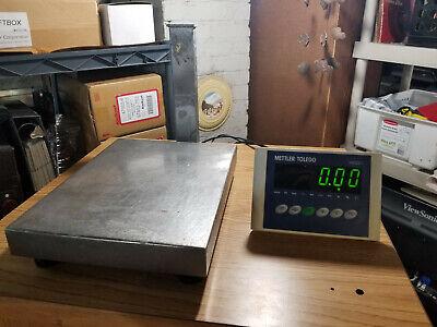 Mettler Toledo Precision Scale Ind221 60 Lb Bba221-3bb35c
