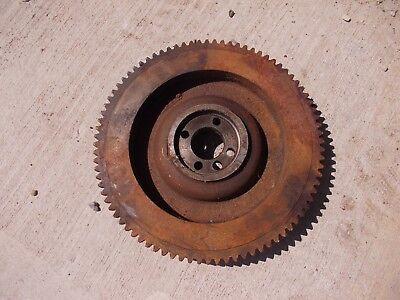 Farmall Cub Tractor Ih Flywheel Starter Ring Gear Ihc Cub