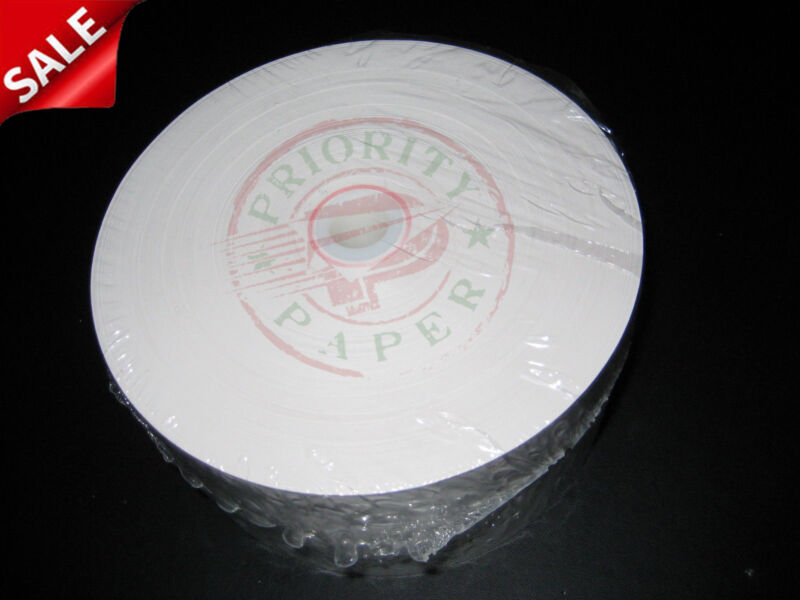 """(8) HYOSUNG / TRANAX ATM 3-1/8"""" WIDE THERMAL RECEIPT PAPER ROLLS ~FREE SHIPPING~"""