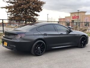 2013 bmw 650i grand coupe x drive m package